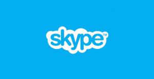 Skype logo graphic